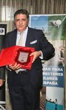 Pedro Moran de Montero. Director General Club de Golf Puerta de Hierro.